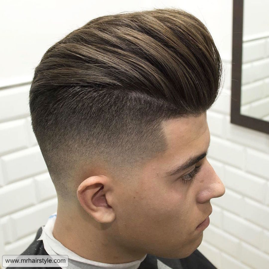 Fresh Hair Concepts | Video Men's Pompadour